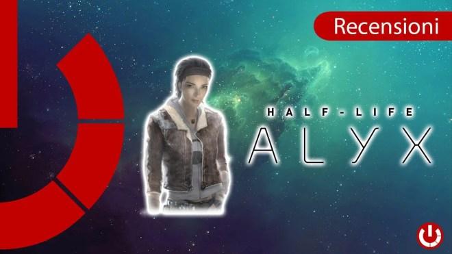 Half Life Alyx - La recensione definitiva