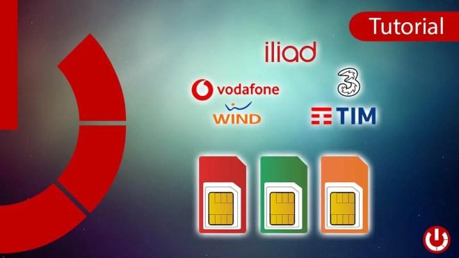 Come scegliere la miglior offerta su SIM ricaricabile