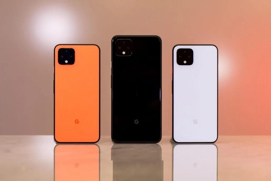 Google Pixel 5 rumors