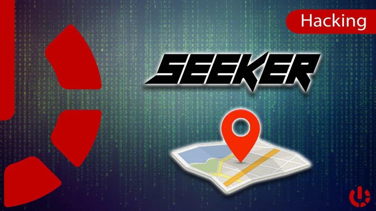 Come usare il phishing per la geolocalizzazione con Seeker