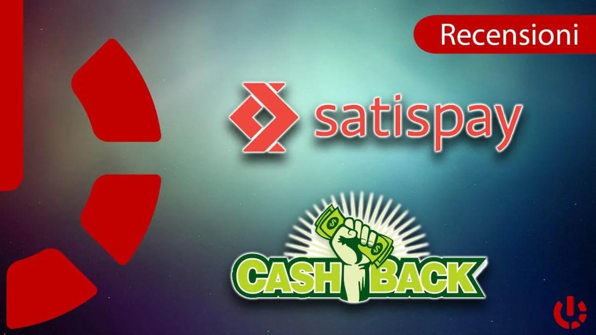 Satispay: il borsellino elettronico dal CashBack facile!