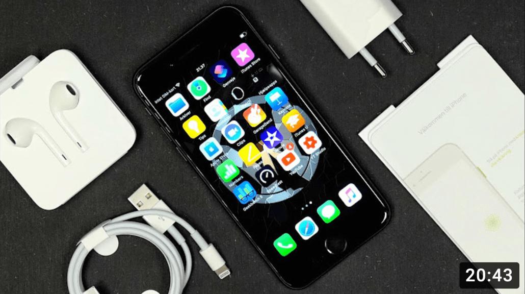 Prova iPhone 7 iOS 14: Come va nel 2020?