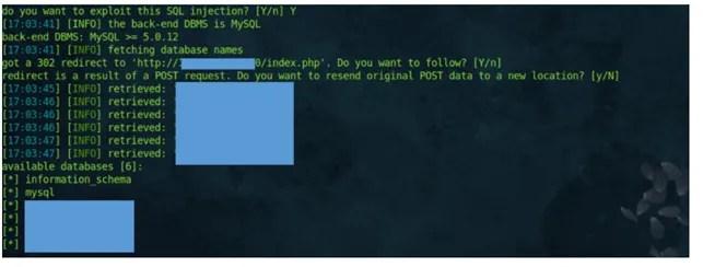 PenTest Sqlmap - Scovare vulnerabilità web application