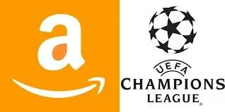Amazon trasmetterà 16 partite di Champions League: I dettagli