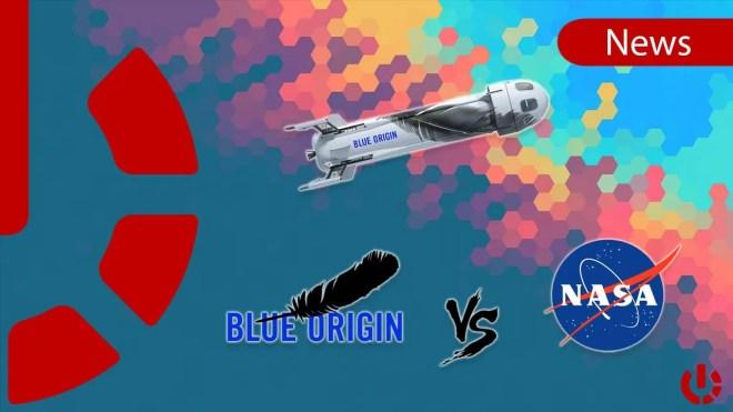 Blue Origin contro la NASA e Elon Musk