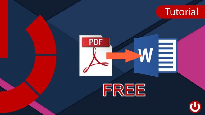 How to convert PDF File in Word Online