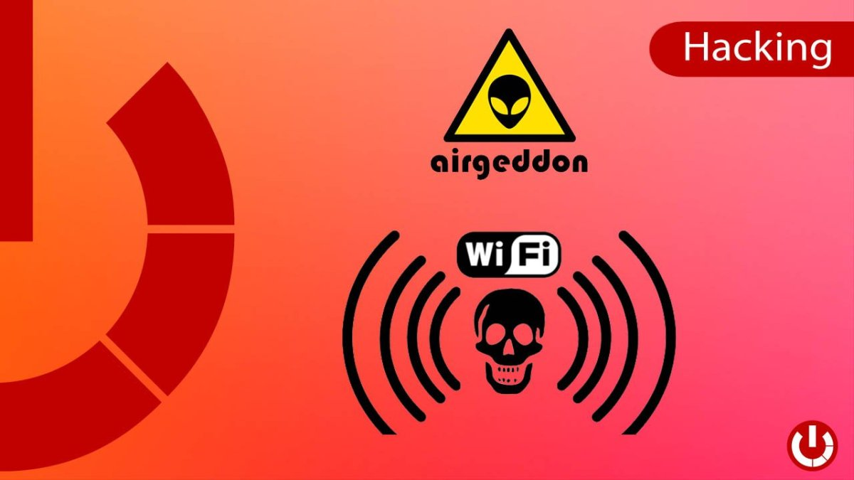 How to create a malevolent twin WiFi network