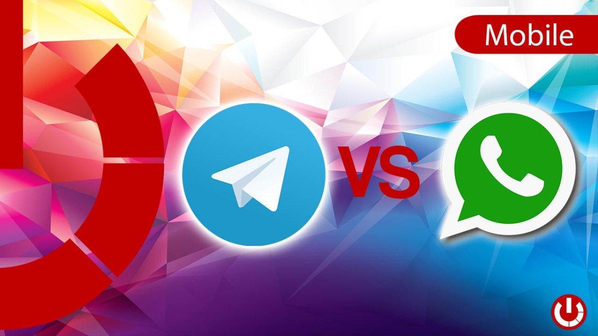Telegram is better than WhatsApp: that's why