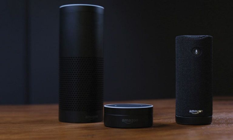 echo de amazon con alexa