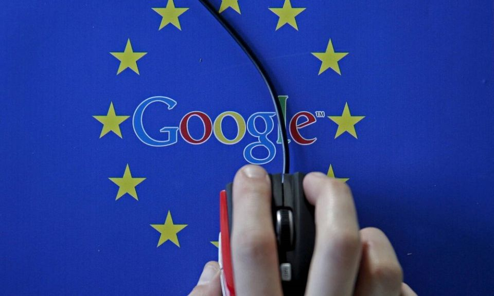 google copyright