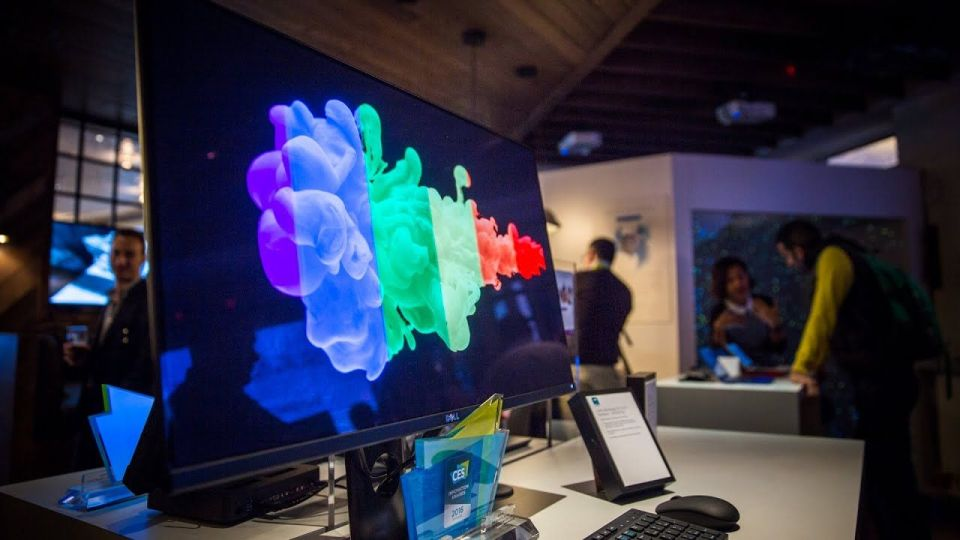 Monitor OLED