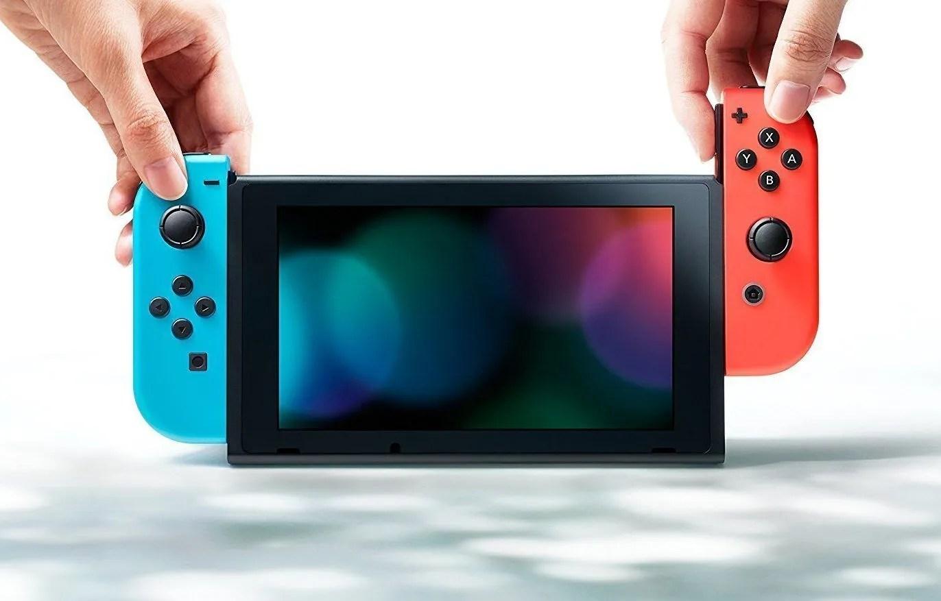 hackear la consola Nintendo Switch