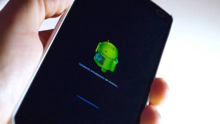 cómo actualizar tu móvil Android