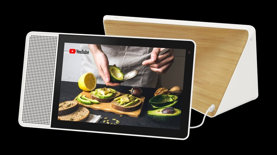 Pantalla inteligente Lenovo Smart Display