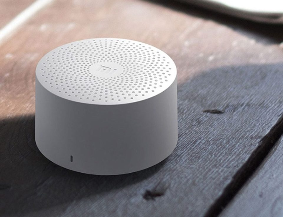 xiaomi altavoz bluetooth mini