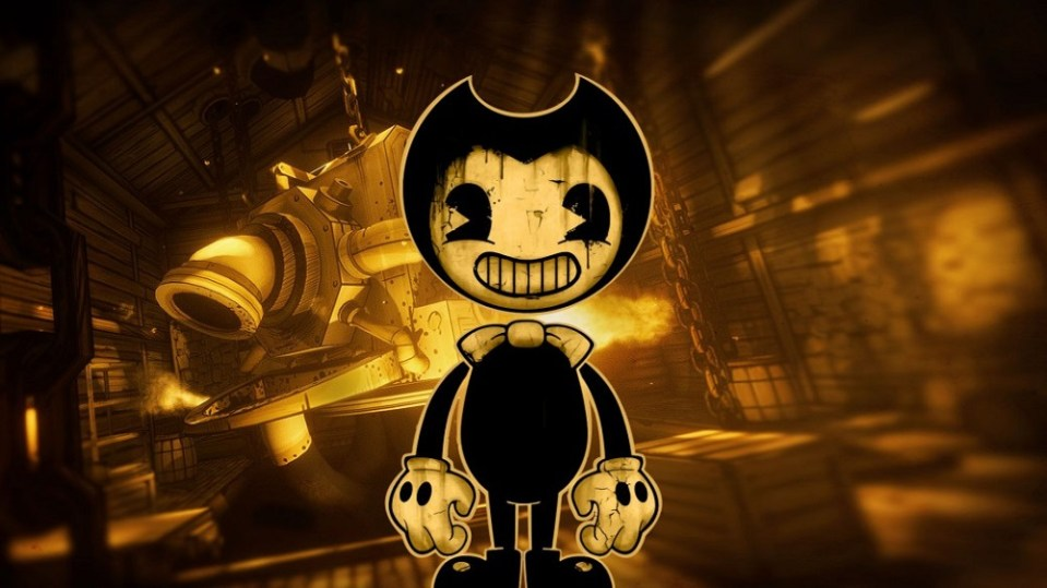 Bendy and the Ink Machine de Nintendo Switch