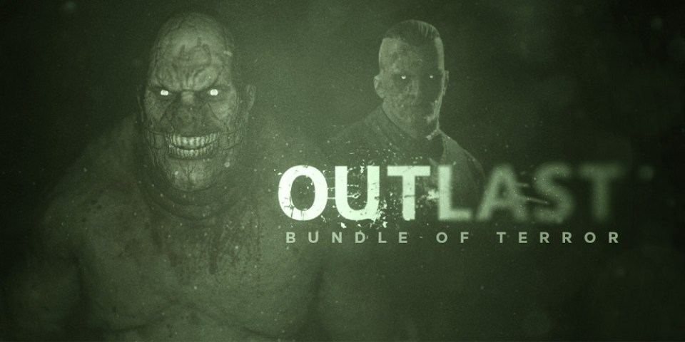 Outlast: Bundle of Terror de Nintendo Switch