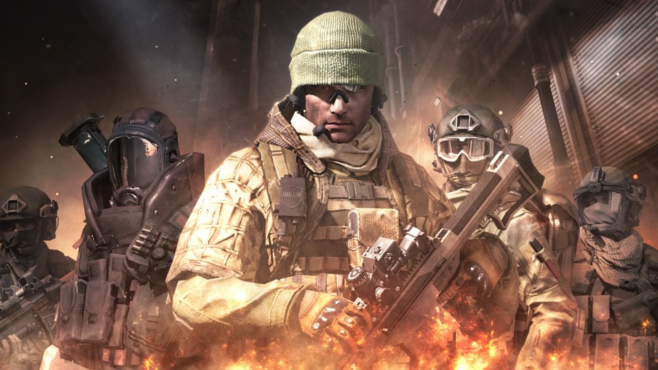 Descargar black squad gratis online para pc