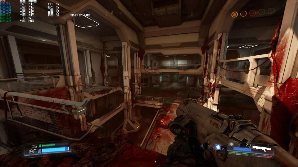 Doom el juego FPS online gratuito más sangriento