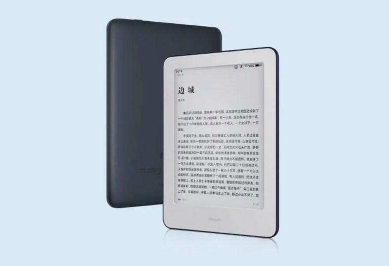 Lector de e-books Xiaomi Mi Reader
