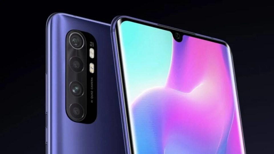 cámara nuevo móvil gama media-premium Xiaomi