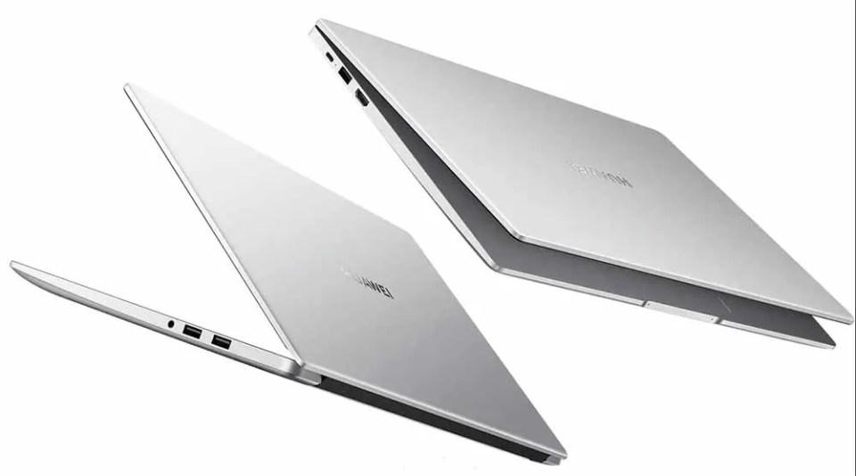 El portátil Huawei Matebook D15