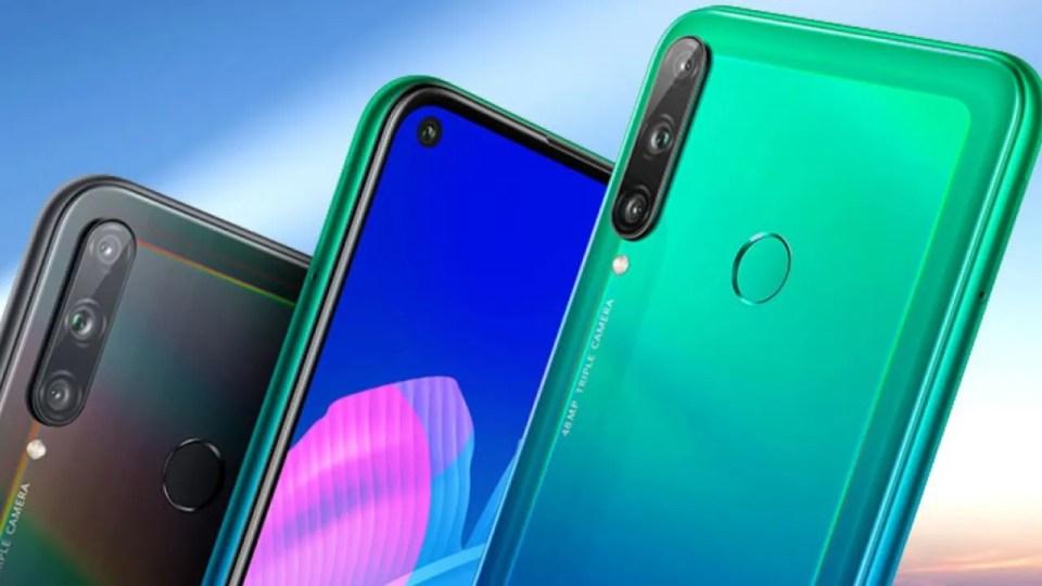 ficha técnica Huawei gama básica