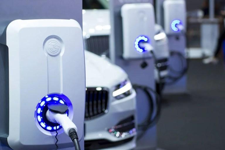 países más adelantados en la transición al vehículo eléctrico