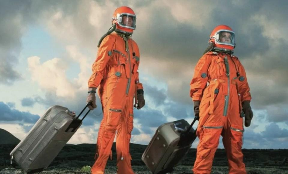 SpaceX la primera empresa en hacer turismo espacial