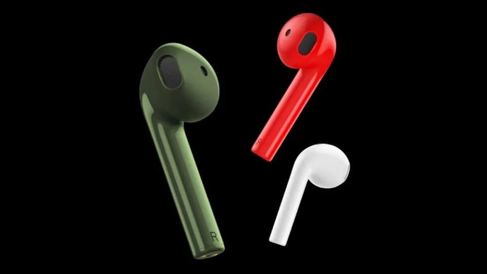 Nuevos auriculares Realme