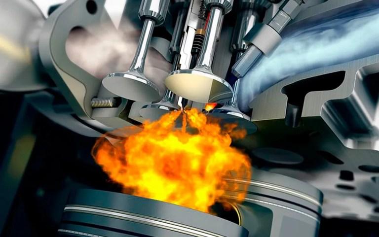 Cómo es el nuevo motor de combustión sin emisiones