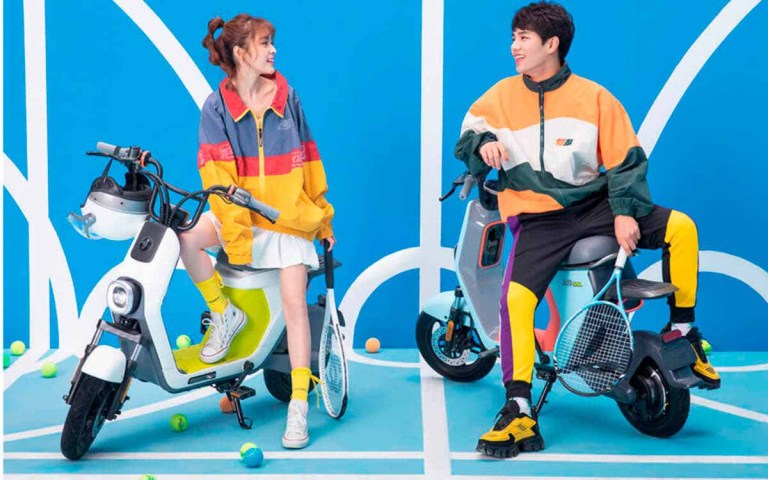La nueva bicicleta eléctrica Ninebot C30
