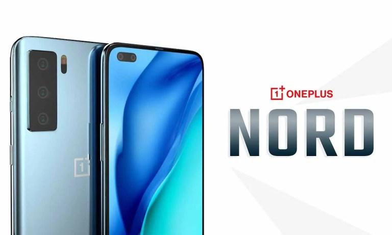 Nuevo smartphone OnePlus Nord