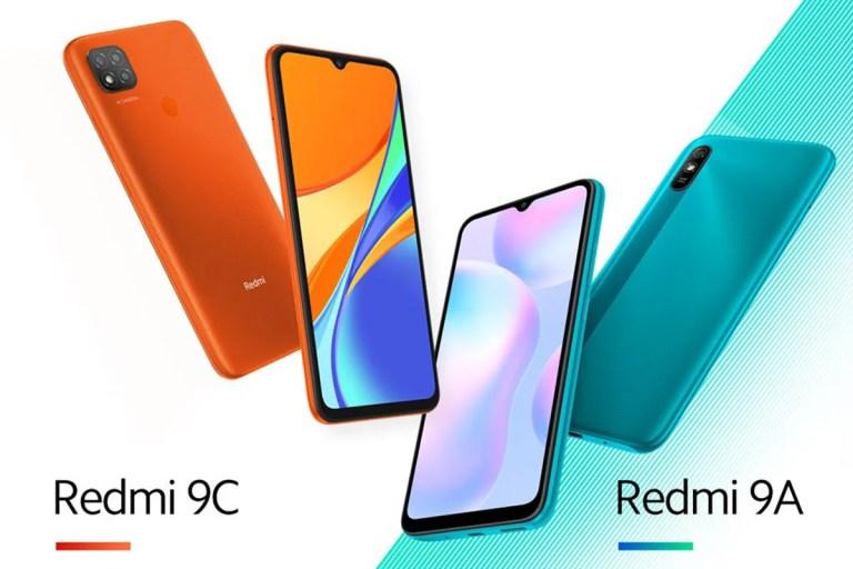 Descubre los Xiaomi Redmi 9A y 9C