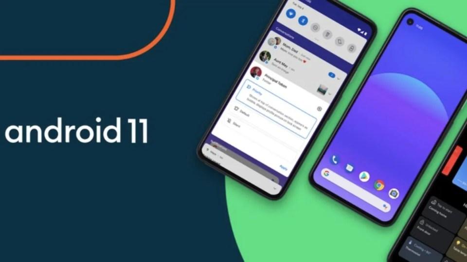 principales novedades y mejoras de Android 11