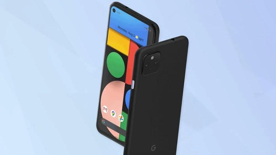 Características del Google Pixel 4A 5G