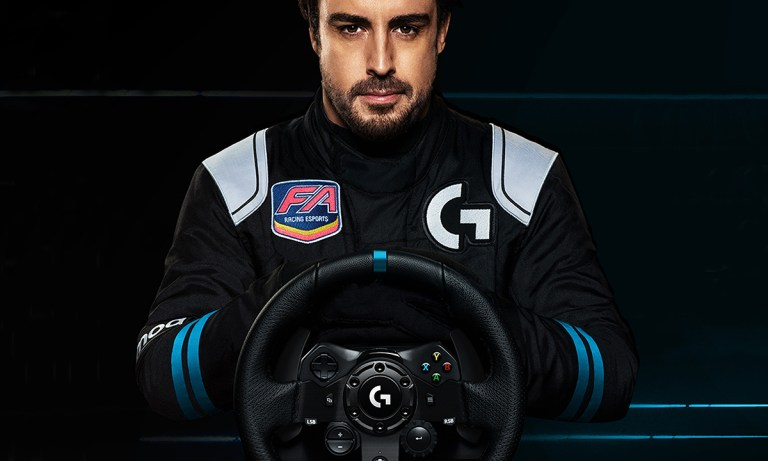 Nuevo volante Logitech G923