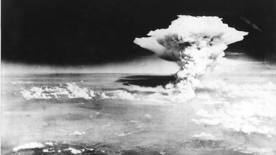 La ciudad de Kuroko era el objetivo de los americanos y no Nagasaki
