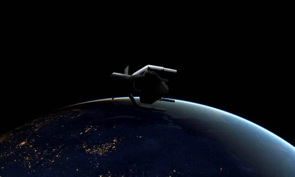Primera misión de limpieza espacial: ClearSpace-1