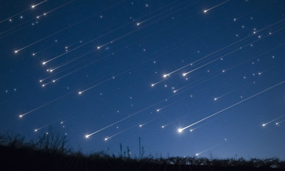 Lluvia de meteoros Delta Acuáridas, uno de los fenómenos astronómicos en 2021