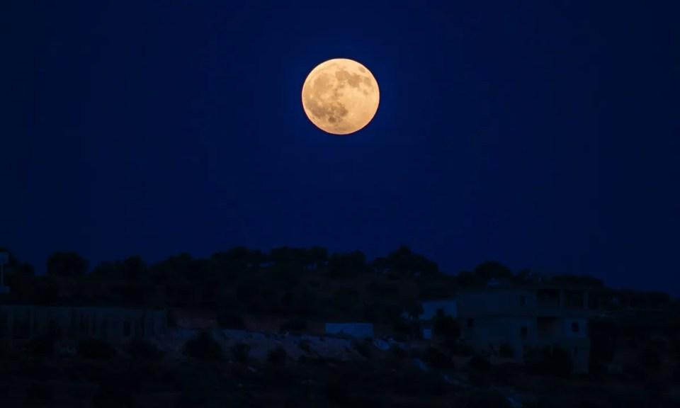 Luna Llena de Cuaresma, un evento atractivo en marzo