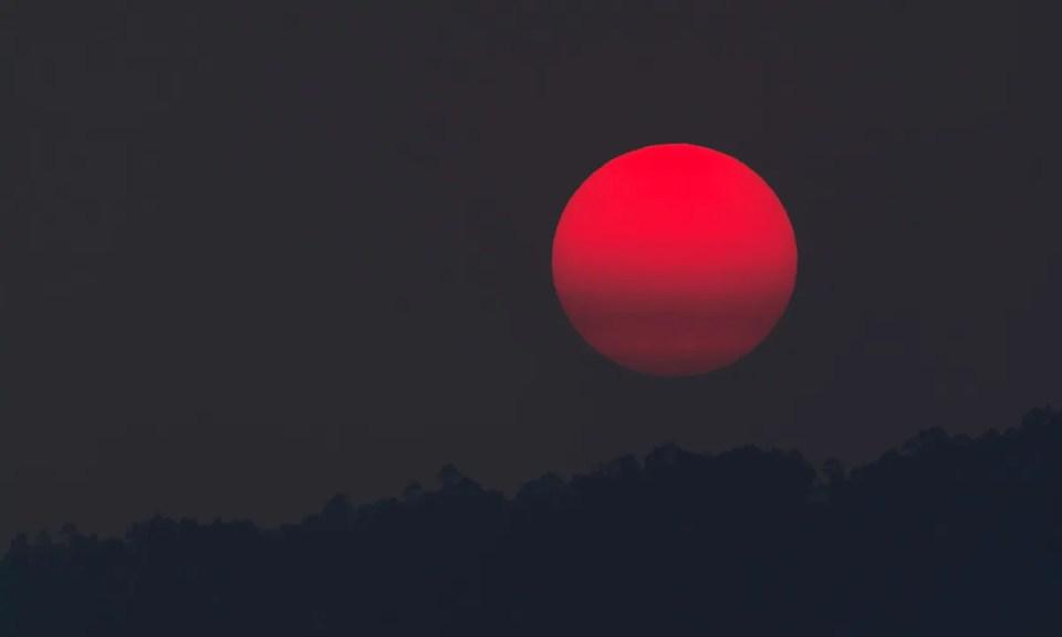 Superluna y eclipse total lunar de mayo, un fenómeno conocido como Luna de Sangre