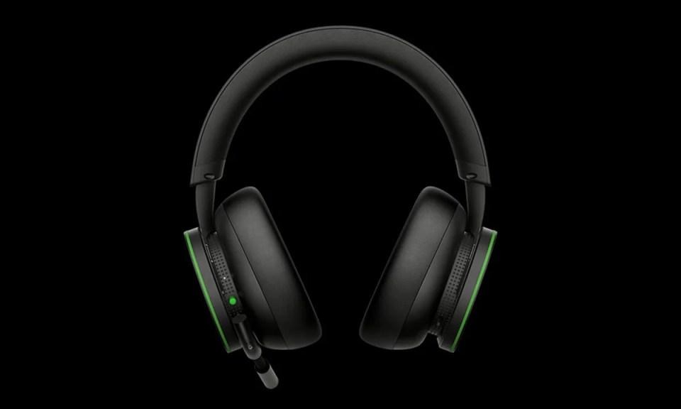 Principales funciones del nuevo auricular Xbox Wireless Headset