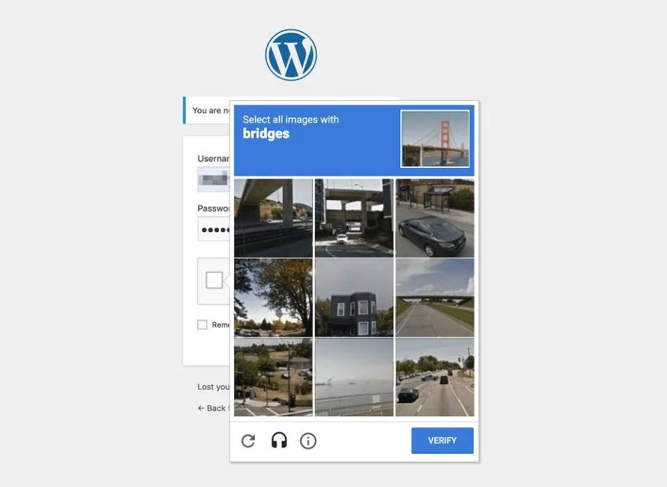 CAPTCHA con imágenes