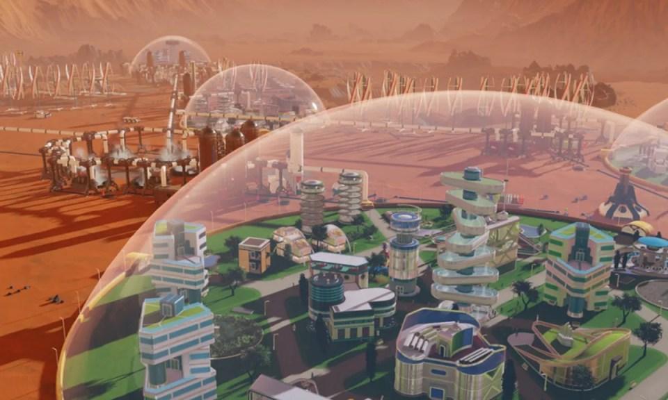 Videojuego de Paradox Interactive de Supervivencia en Marte