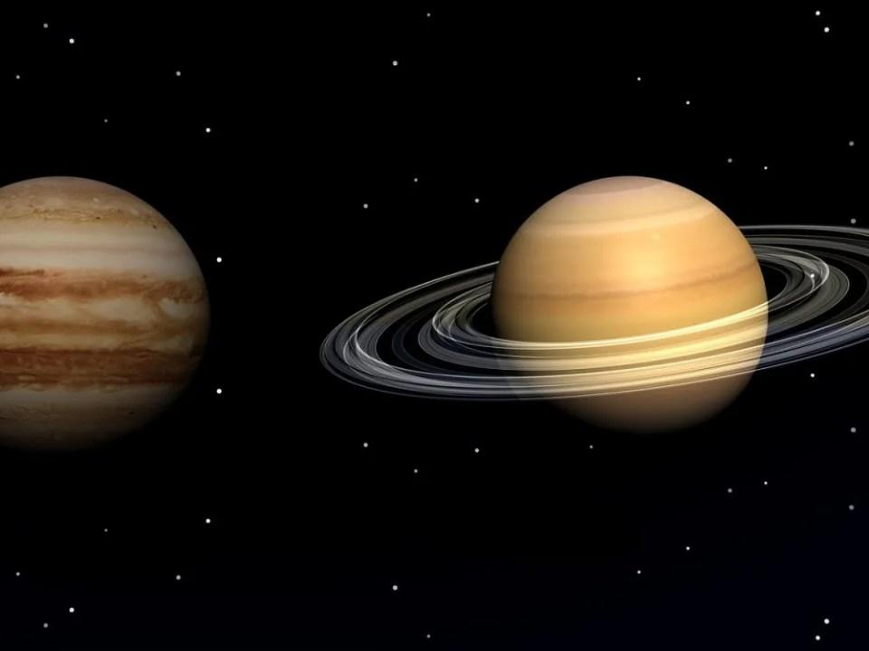 curiosidades de Júpiter