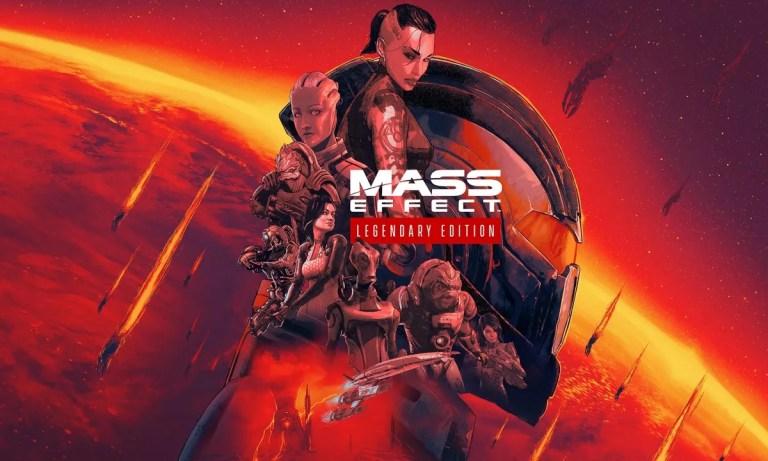 Mass Effect Legendary Edition es el recopilatorio de los tres juegos de la saga