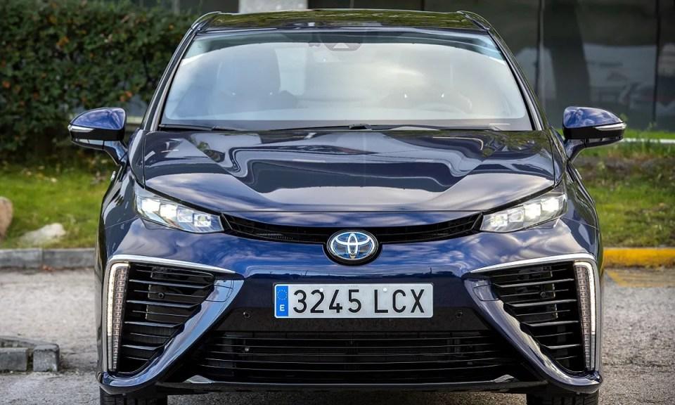 ventajas del coche de pila de hidrógeno