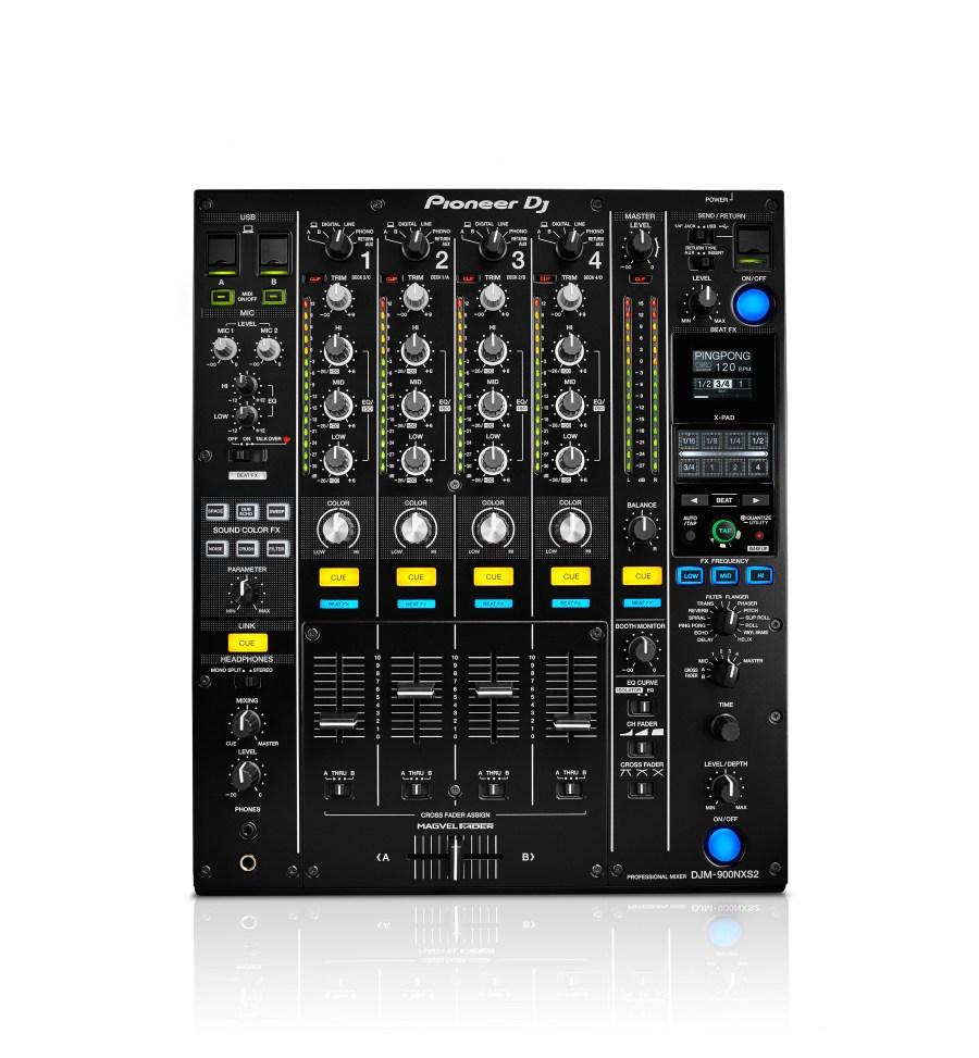 PIONEER_DJM-900NXS2_TOP_WHT