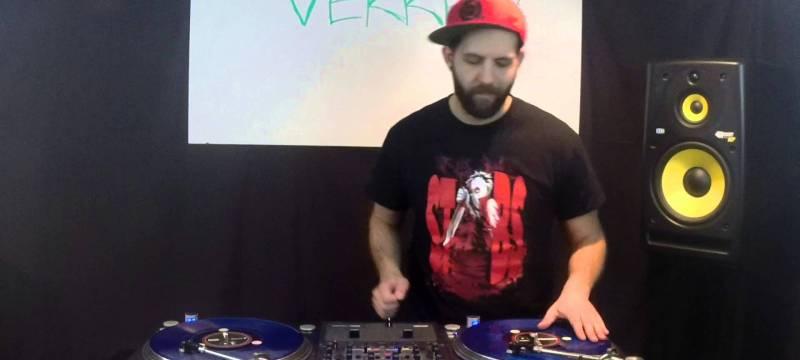 Rutina DJ Vekked – Full Clip Beat Juggle